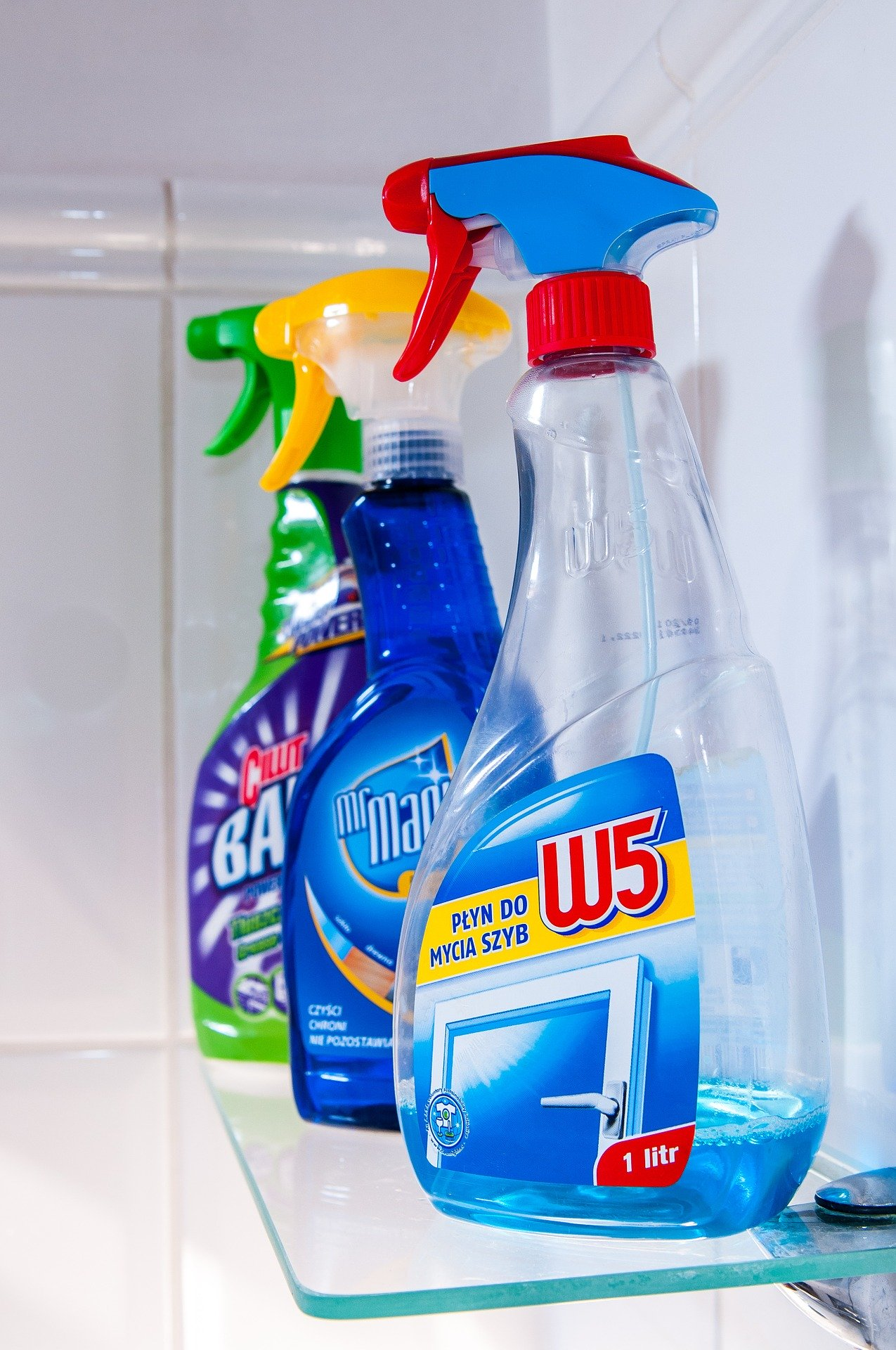 BIOCIDES & CLEANING SOLUTIONS